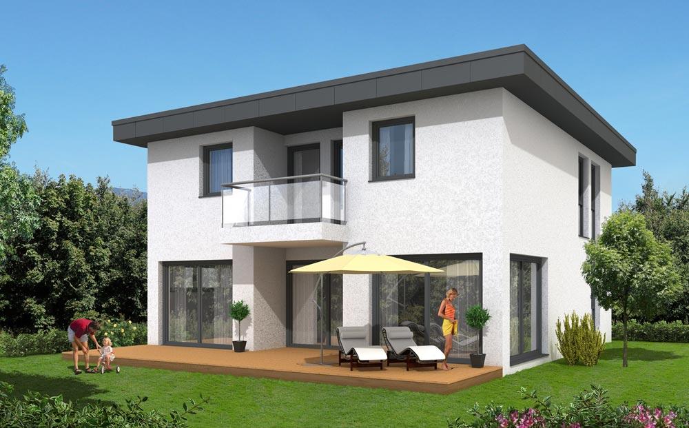 Nuova casa zambuto costruzioni impresa edile agrigento for Casa moderna esterno